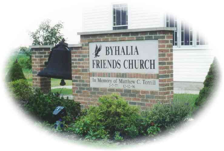 Photo of church sign